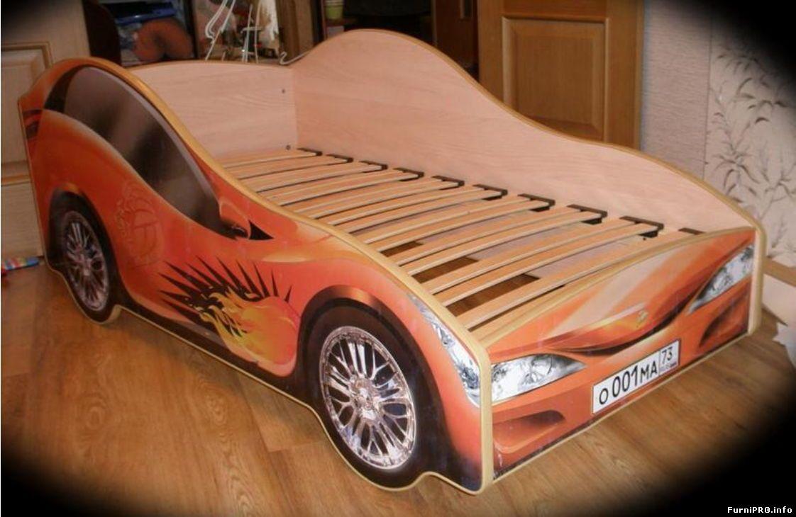 Кровать машина своими руками фото 547