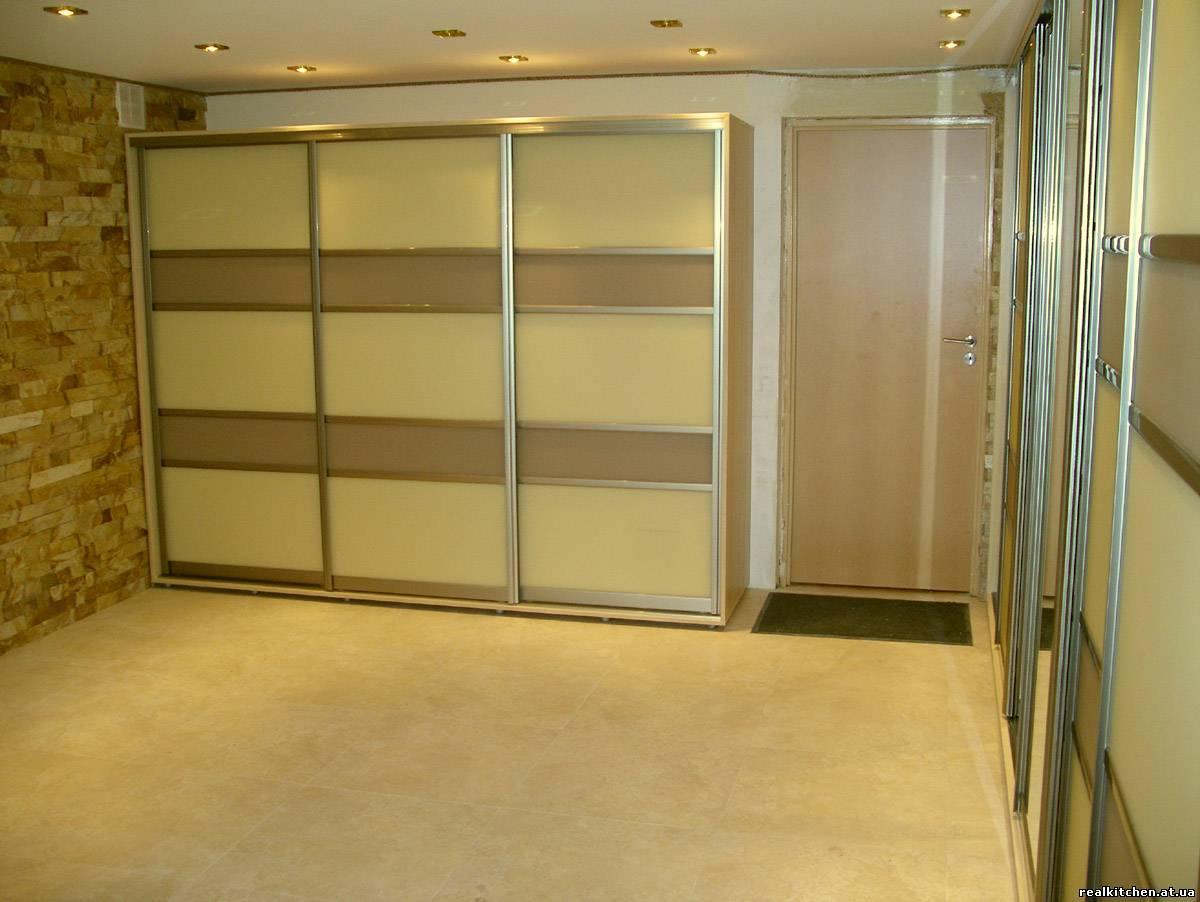 Шкафы - купе - гардероб - наши работы - мебель и интерьер св.