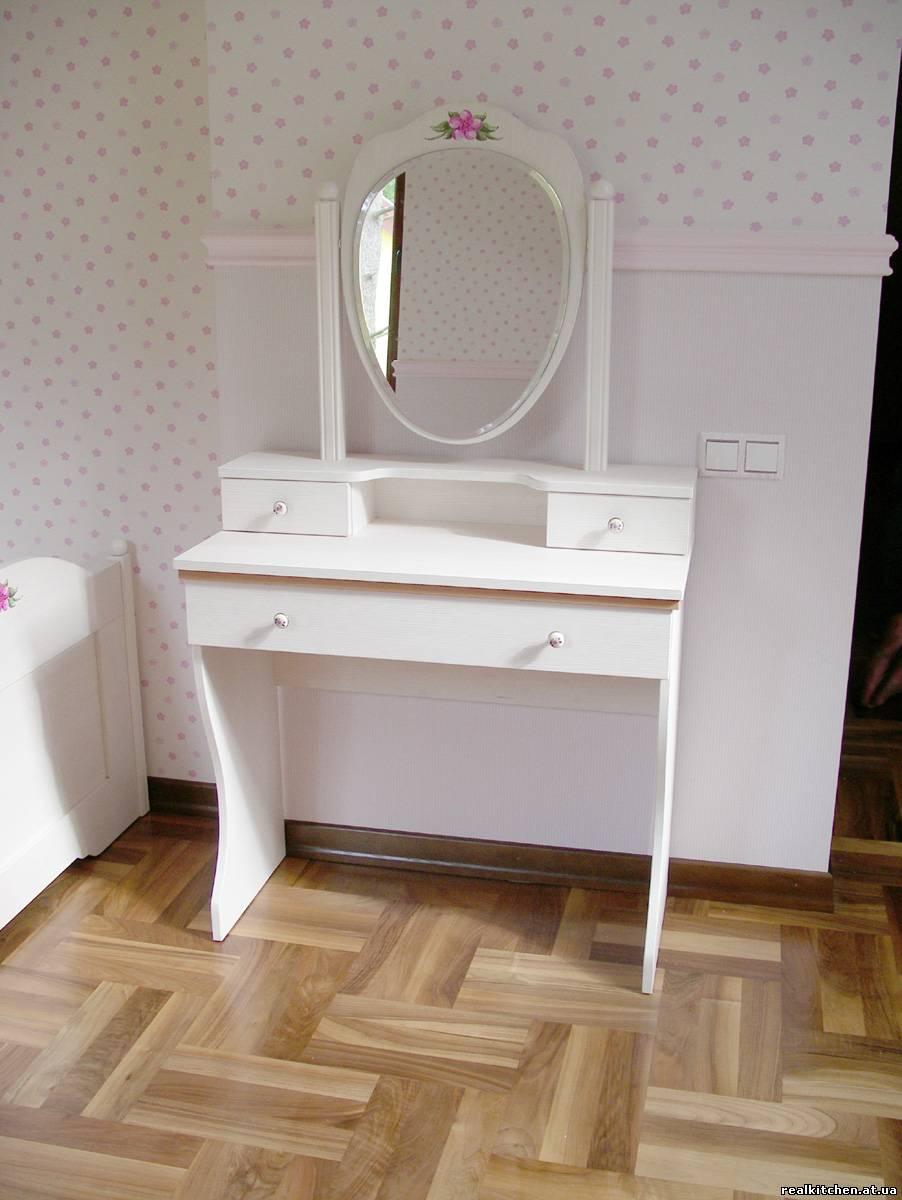 Сделать туалетный столик своими руками фото