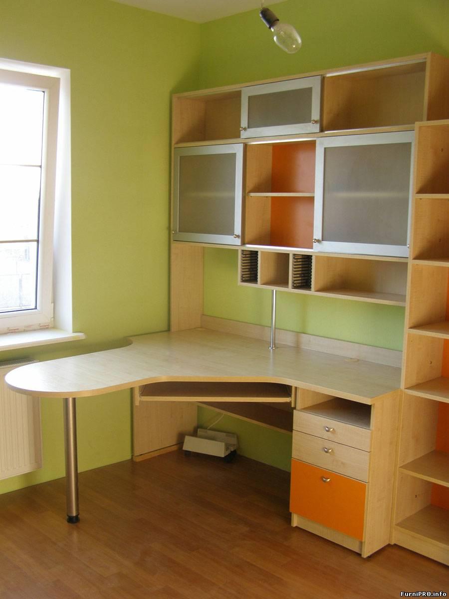Корпусная мебель для детской комнаты своими руками