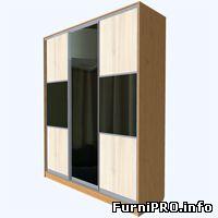 3D калькулятор шкафа-купе — Мебель и интерьер своими руками