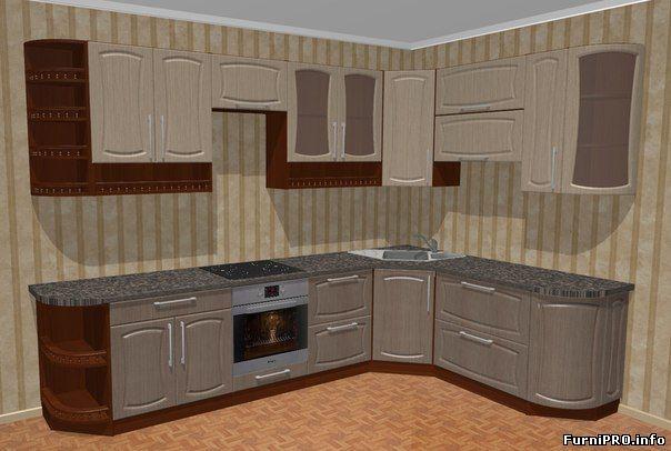 онлайн конструктор кухни 3d бесплатно - фото 2