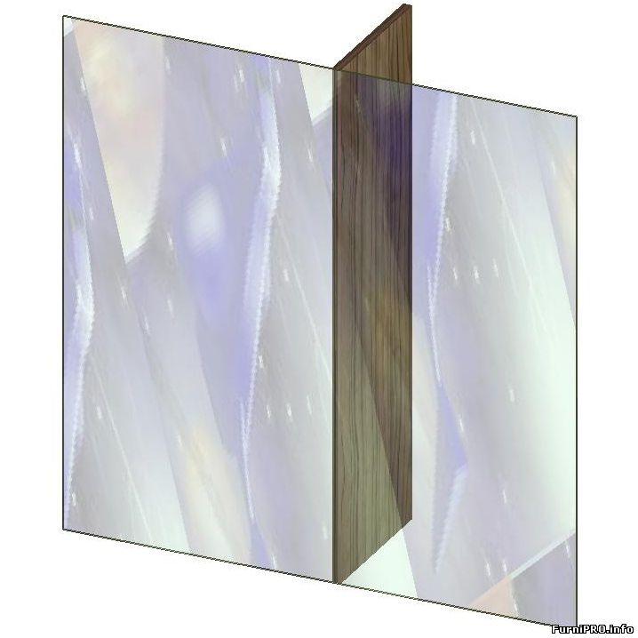 подкладка под мебельную петлю