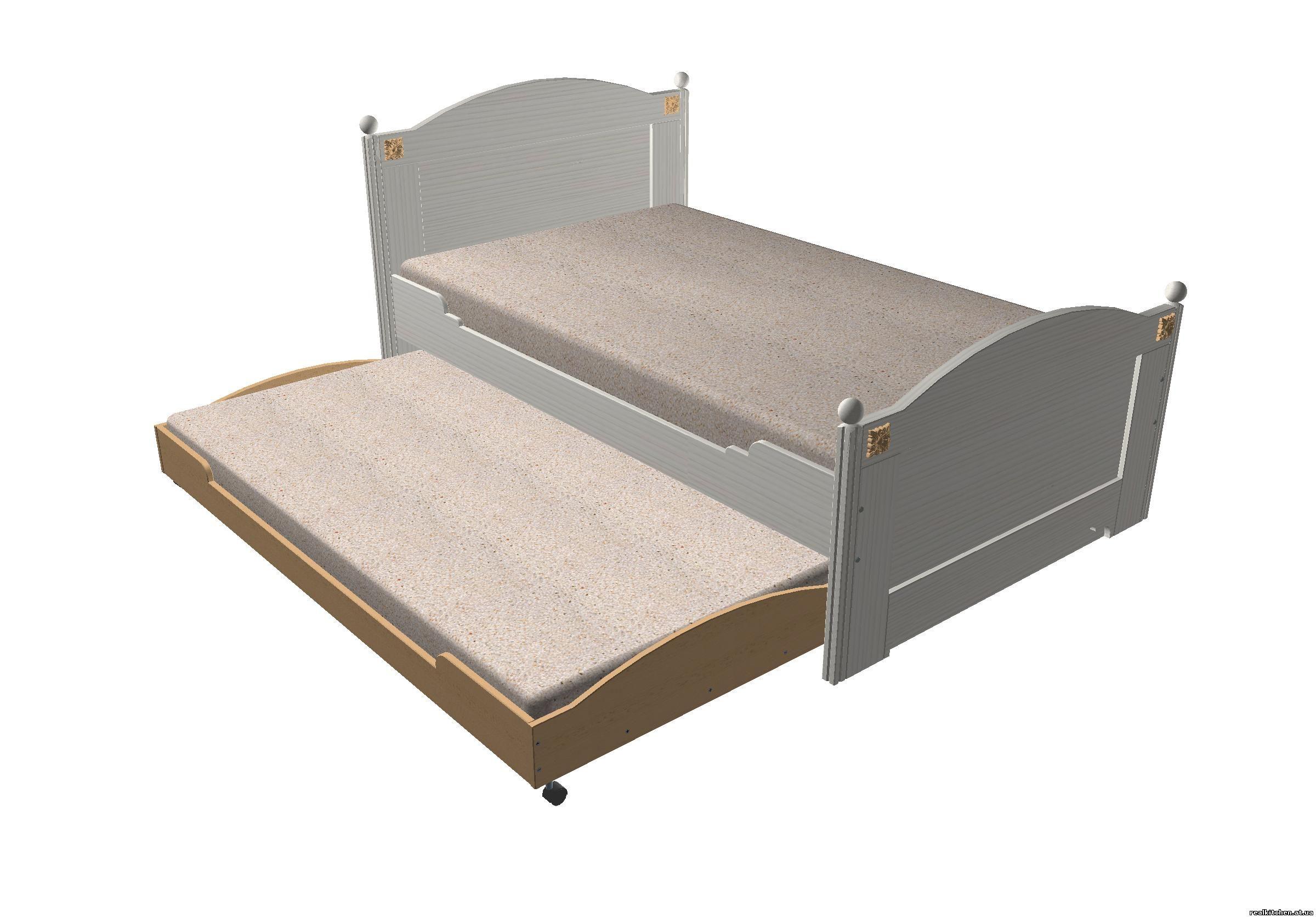 Чертежи кровать из дсп с ящиками чертежи