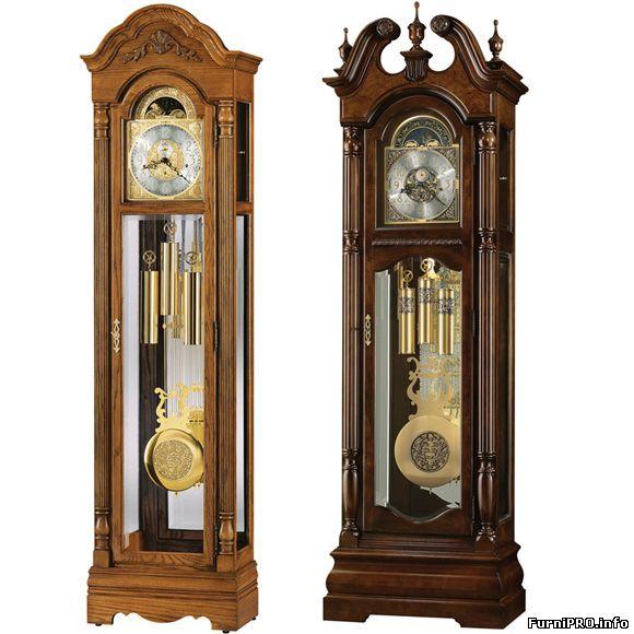 Часы напольные своими руками
