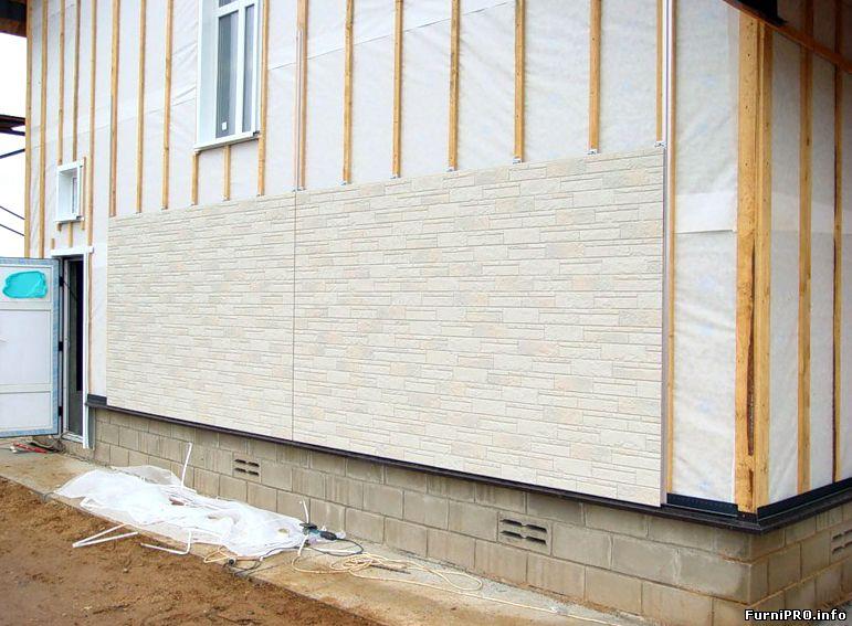 Фиброцементные плиты новые технологии отделки фасадов — Отделка фасадов — Стройка своими руками — Мебель